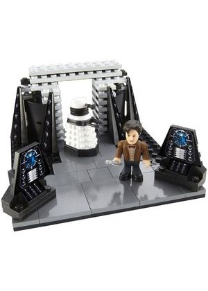 Doctor Who: Character Building Mini Set - The Dalek Progenitor Room