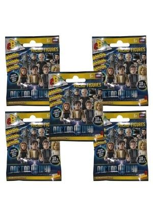 Doctor Who: Character Building Series 2 Micro Figure - 5 Packs