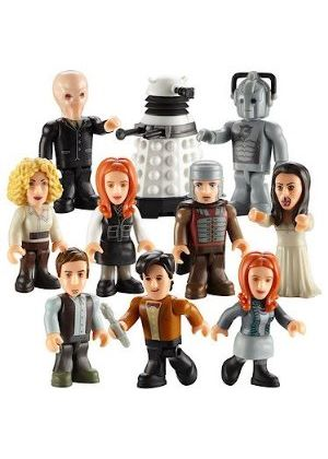 Doctor Who: Character Building Series 2 Micro Figure