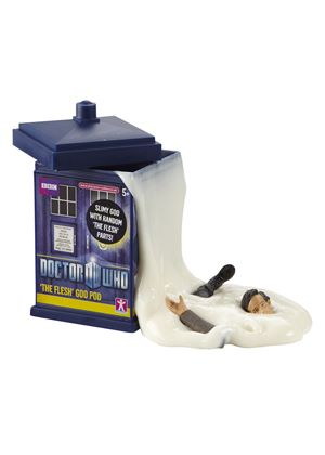 Doctor Who - 'The Flesh' Goo Pod