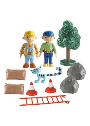 Bob the Builder - Figure And Accessory Set