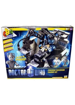 Doctor Who: Character Building Mini Set - Cyberman Conversion Chamber