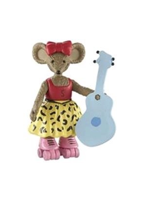 Rastamouse - Scratchy With Bass Guitar