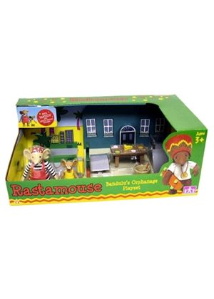 Rastamouse Playset - Orphanage