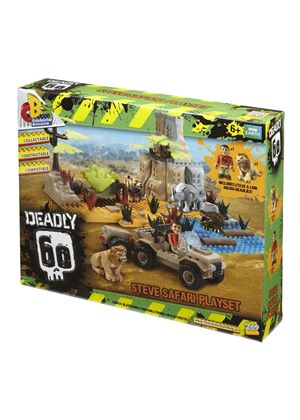 Deadly 60: Character Building - Deadly Deluxe Safari