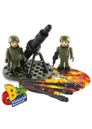 HM Armed Forces: Character Building - Army Infantry Mortar Team