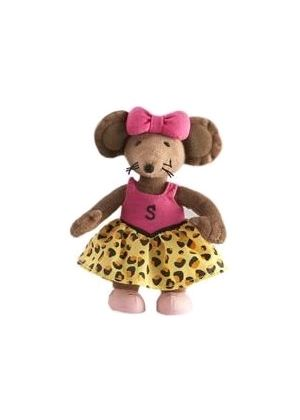 Rastamouse: Bead Filled Easy Crew Plush - Scratchy