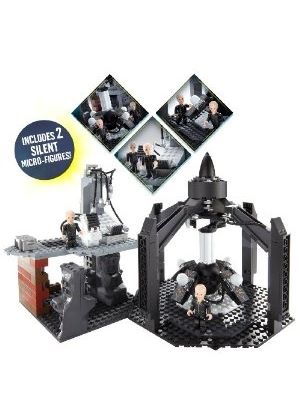 Doctor Who: Character Building Silent Time Machine Set