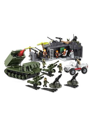 HM Armed Forces: Character Building Set -