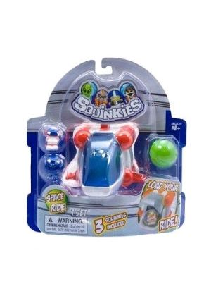 Squinkies For Boys - Mini Playset - Space Ride