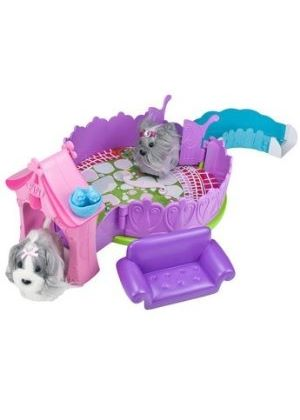 Zhu Zhu Pets Puppies - Posh Puppy Playhouse