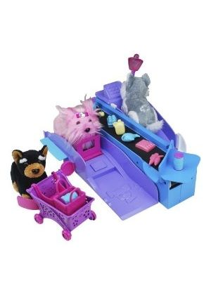 Zhu Zhu Pets Puppies - Grocery Store Playset