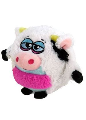 Mushabellies with Chatter: Conan Cow Mushabelly Plush