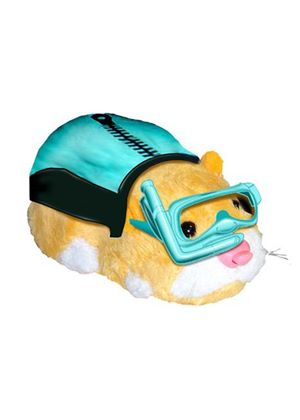 Zhu Zhu Hamster Outfits - Wet Suit