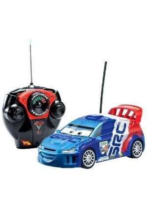 Disney/Pixar Cars 2 - 1:24 Scale Radio Controlled Raoul
