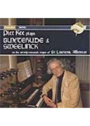 Buxtehude & Sweelinck: Organ works