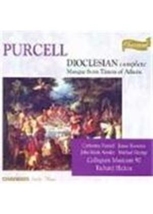 Purcell: Dioclesian; Masque from Timon of Athens