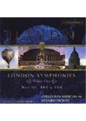 Haydn: London Symphonies, Volume 1