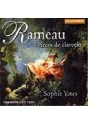 Rameau: First Book of Harpsichord Works 1706