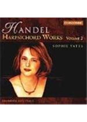 Handel: Keyboard Works, Volume 2