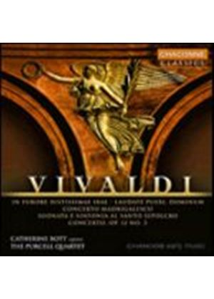 Antonio Vivaldi - In Furore Iustissimae Irae (The Purcell Quartet, Bott) (Music CD)