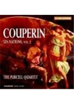 Couperin: (Les) Nations, Vol 2