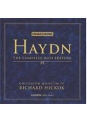 Haydn: (The Complete) Mass Edition