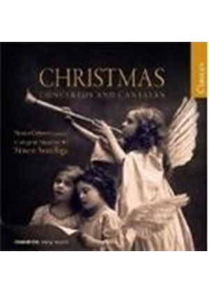Concertos And Cantatas For Christmas (Standage, Gritton)