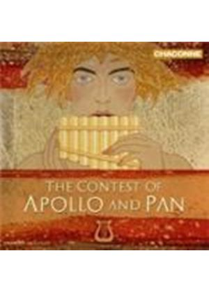 (The) Contest of Apollo and Pan (Music CD)