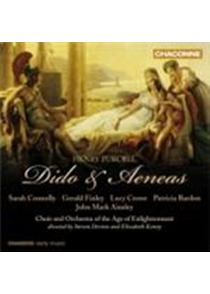 Purcell: Dido and Aeneas (Music CD)