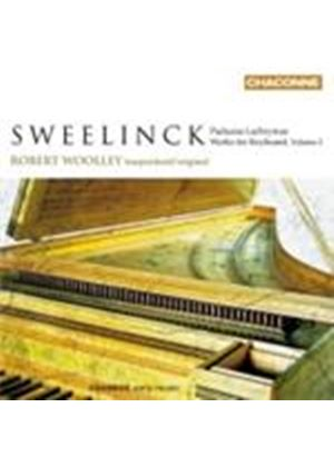 Sweelinck - Keyboard Works, Vol 2 (Music CD)