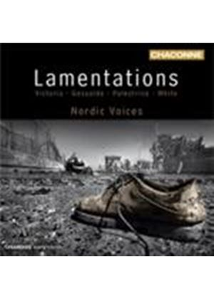 Lamentations: Nordic Voices (Music CD)