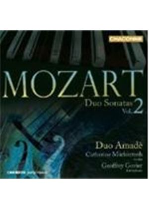 Mozart: Duo Sonatas Vol 2, K296, K304 - 6 (Music CD)