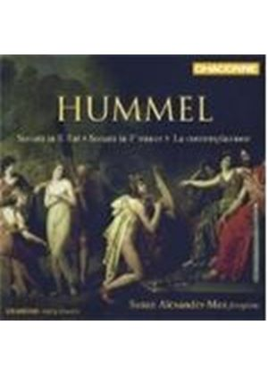 Hummel: Fortepiano Works (Music CD)