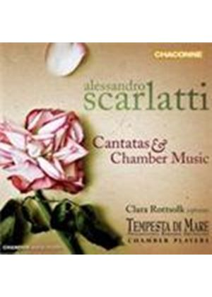 Scarlatti, A: Cantatas and Chamber Works (Music CD)