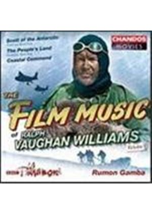 BBC Philharmonic Orchestra - Film Music Of Ralph Vaughan Williams, The (Scott Of The Antarctic/Coastal Command Suite/The People's Land)
