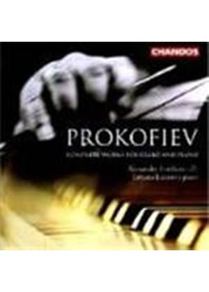 Prokofiev: Complete Cello and Piano Works