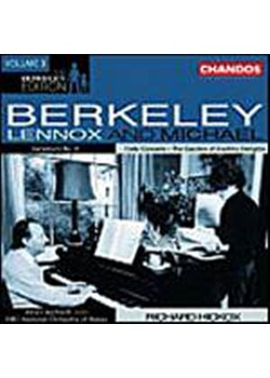 Lennox & Michael Berkeley - The Berkeley Edition Volume 3 (Hickox, BBC NO Of Wales) (Music CD)
