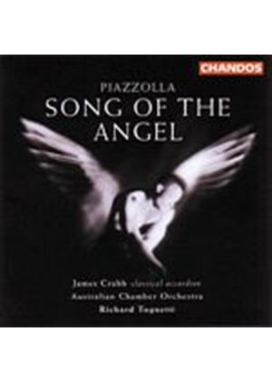Astor Piazzolla - Song Of The Angel (Tognetti, Australian CO) (Music CD)