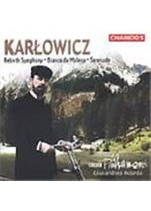 Karlowicz: Orchestral Works