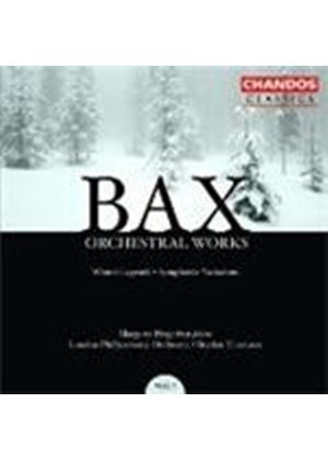 Arnold Bax - Orchestral Works: Winter Legends, Symphonic Variations