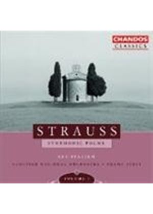 Richard Strauss - Symphonic Poems Vol. 3 - Aus Italien (Jarvi, Scottish NO)