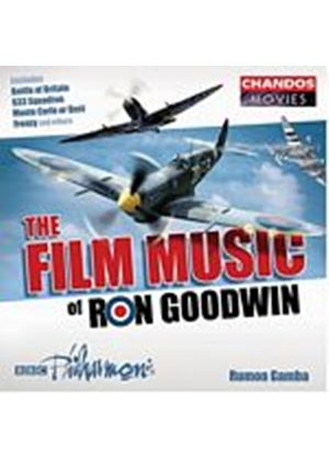 Ron Goodwin - The Film Music Of Ron Goodwin (Gamba, BBC Philharmonic) (Music CD)