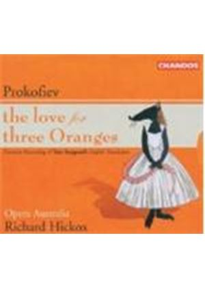 Prokofiev: (The) Love for Three Oranges