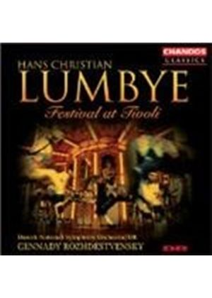 Lumbye: Orchestral Works