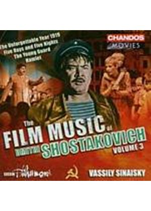 Dmitri Shostakovich - The Film Music Of - Vol. 3 (Sinaisky, BBC Philharmonic) (Music CD)
