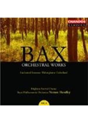 SIR ARNOLD BAX - ORCHESTRAL WORKS VOLUME 8