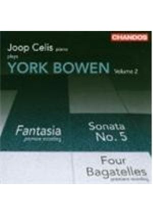 Bowen: Piano Music, Vol 2