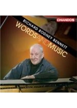 Richard Rodney Bennett - Words And Music (Music CD)
