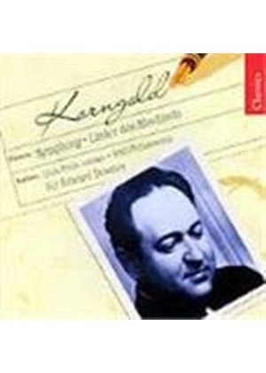 Erich Wolfgang Korngold - Symphony, Lieder Des Abshieds (Downes, BBC Philharmonic) (Music CD)
